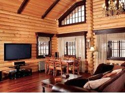 Дом на деревё интерьер фото