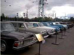 Выставка ретро автомобилей м