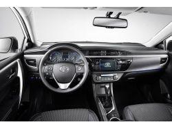 Toyota corolla интерьер фото