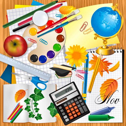 Картинка школьные годы нарисованная
