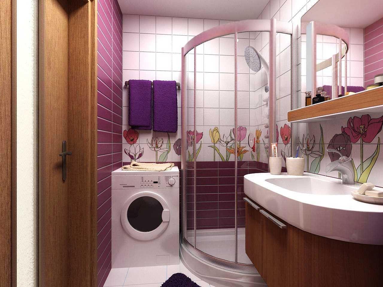 Ремонт ванной комнаты, фото готовых работ