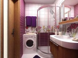 Маленькие ванные комнаты интерьер фото