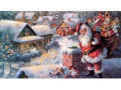 Широкоформатные картинки с рождеством