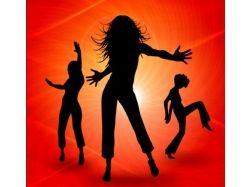 Картинки танцующих девушек