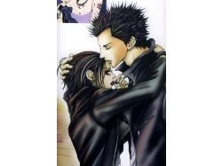 Рисунки аниме про любовь