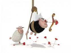 Рисованные картинки про любовь 7