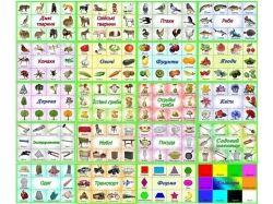 Тематические картинки для детей скачать бесплатно