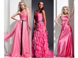 Красивые платья на выпускной вечер картинки