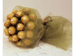 Заказать букет из конфет