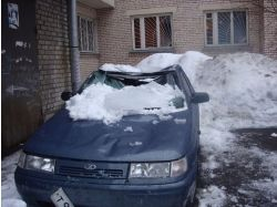 Фото разбитых машин 5