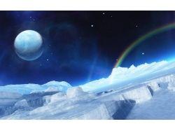 Заставка на комп планета