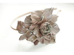 Изготовление изделий из кожи фото цветы