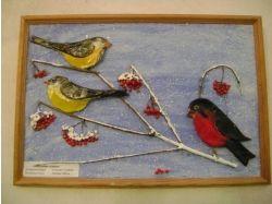 Картинки поделки птицы 7