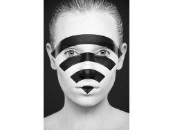 Раскраски черно белые