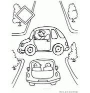 Раскраски правила дорожного движения