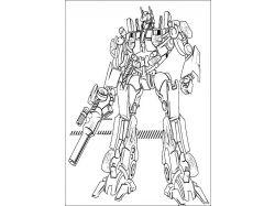 Раскраски для мальчиков трансформеры 6