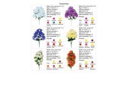 Букеты цветов хризантемы