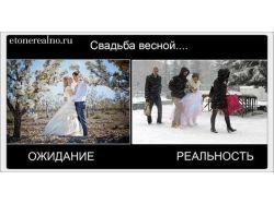 Свадебные приколы видео
