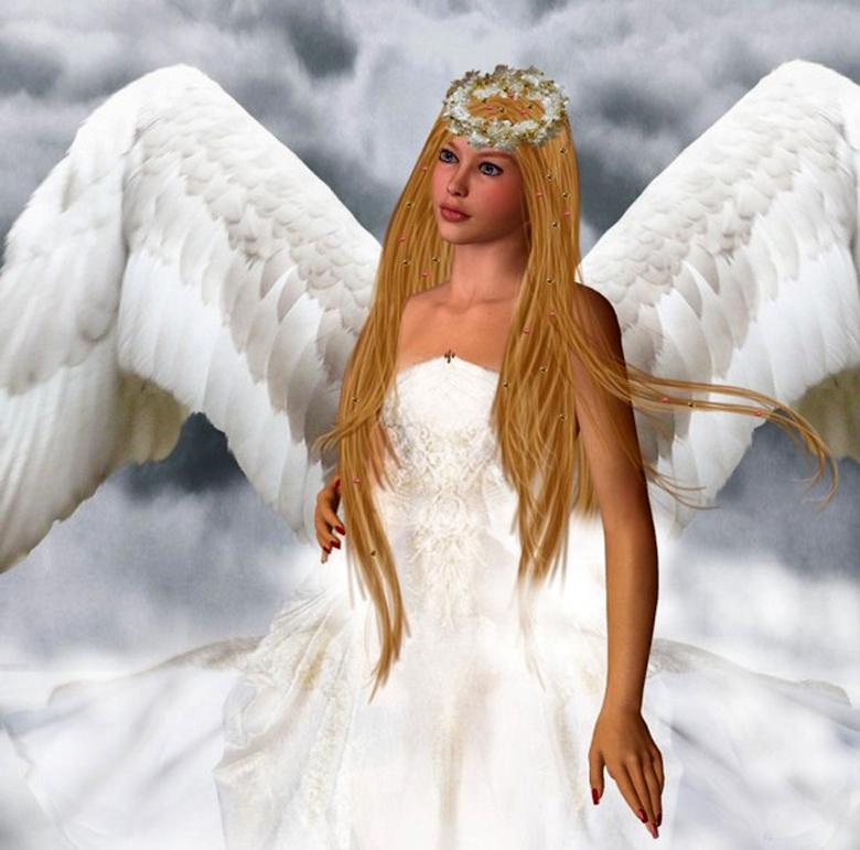 Картинки красивые ангела