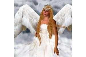 Картинки девушки ангелы красивые