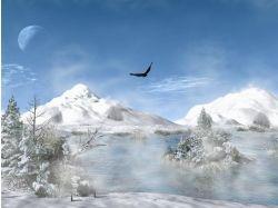 Новый год 2012 картинки 3d