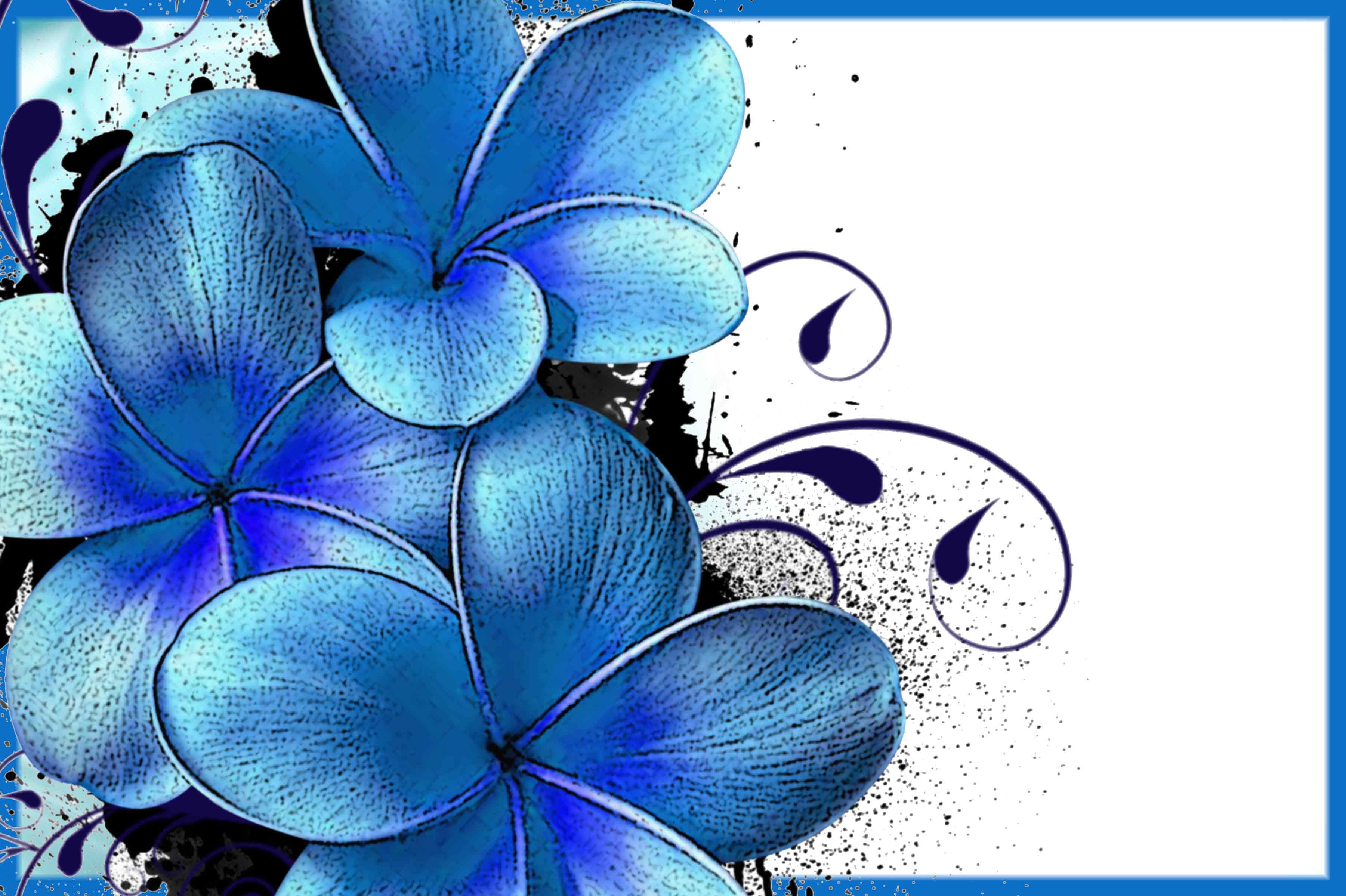 Голубые открытки с 8 марта, открытки