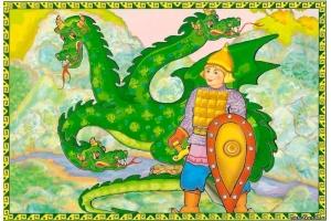 Картинки русских народных сказок для детей