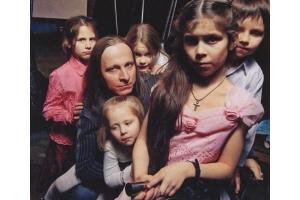 Дети фото охлобыстина