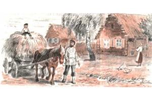 Картинки к произведению крестьянские дети