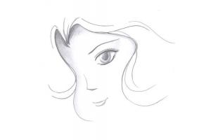 Картинки карандашом лёгкие и красивые для начинающих