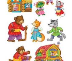 Картинки к сказке курочка ряба для детей