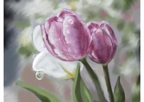 Красивые цветы картинки научиться рисовать