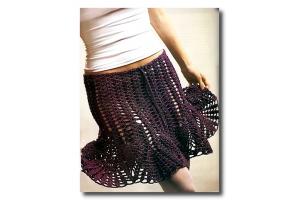 Вязание юбки фото