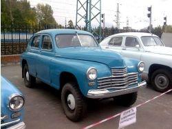Выставка ретро автомобилей в