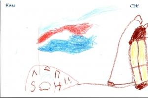 Большие картинки времена года для детей дошкольного возраста