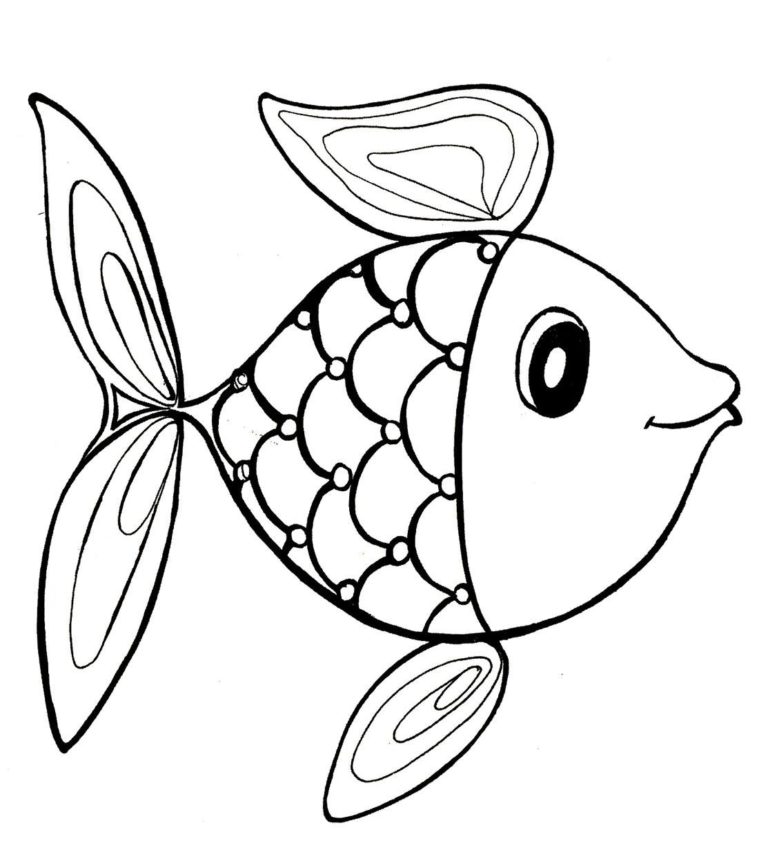 Днем свадьбы, рыбы картинки раскраски