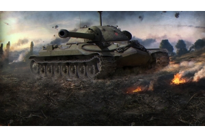 Обои на комп world of tanks