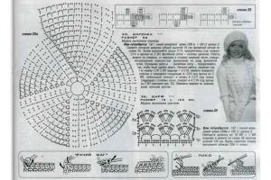 Вязание крючком схемы фото описание