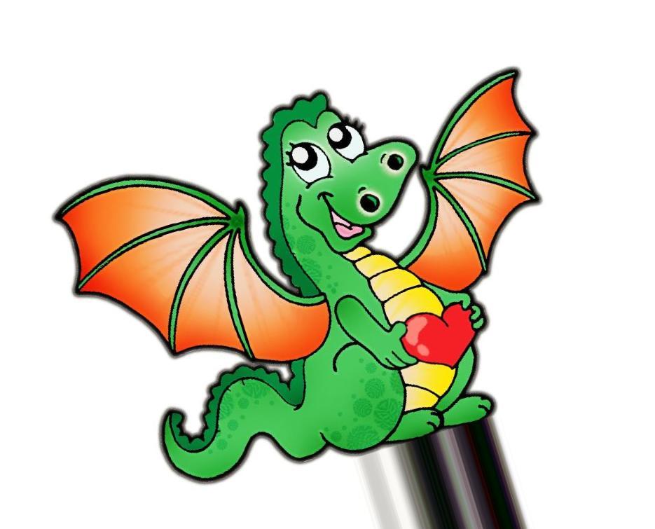 Картинки дракон для дошкольников