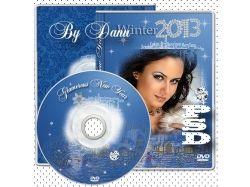 Dvd обложки-новый год