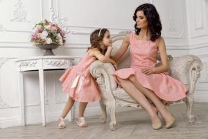 Красивые картинки мама с дочкой