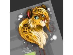 Необычные тигры картинки