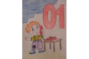 Картинки о пожаре для детей