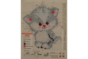 Простые рисунки для вышивания крестиком