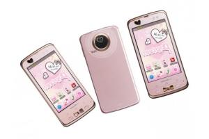 Картинки телефонов сенсорных для девочек