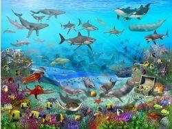 Подводный мир бот игры