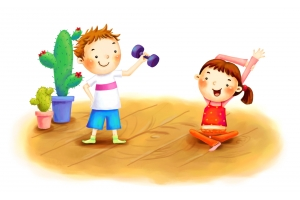 Красивые детские картинки рисунки обои