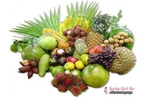 Экзотические фрукты фото и названия