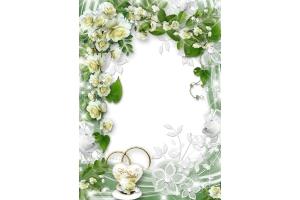 Рамки для фото юбилей свадьбы