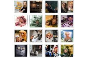 Фотоэффекты рамки для фото